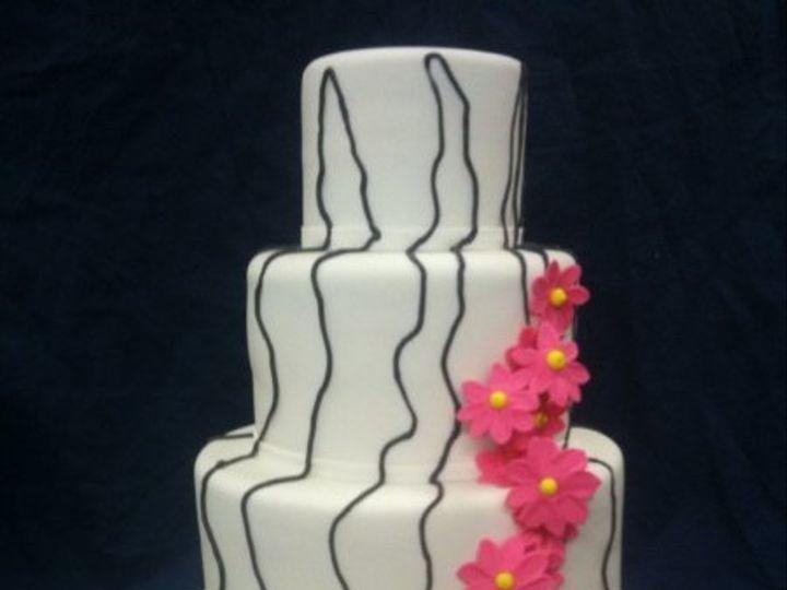 Tmx 1277274992223 Murphyweddingcake Meridian wedding cake