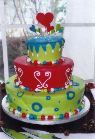 Nothing But Cakes Wedding Cake Myrtle Beach Sc Weddingwire