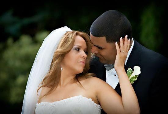 sarah and carlos wedding photo