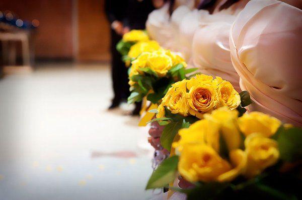 Nina and Shawn's wedding