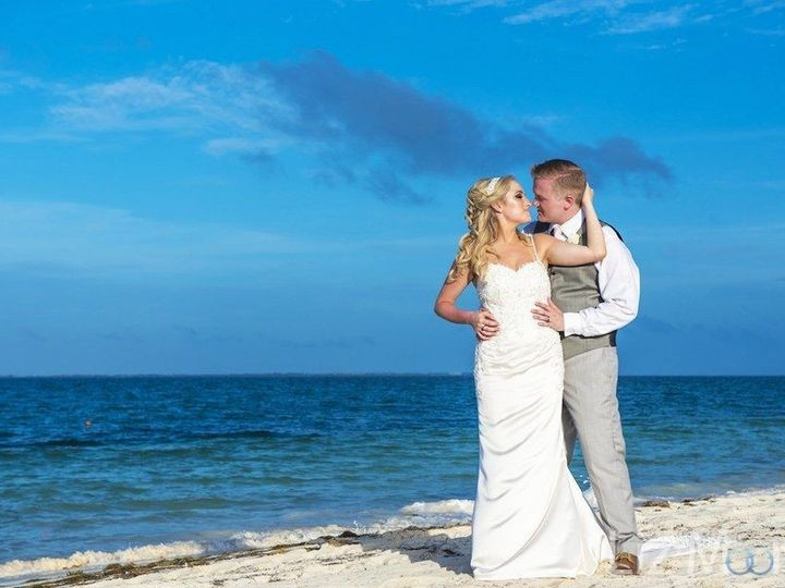 Tmx Secrets Playa Mujeres Golf And Spa Beach Wedding Couple 51 1897369 157507620750640 Point Roberts, WA wedding travel