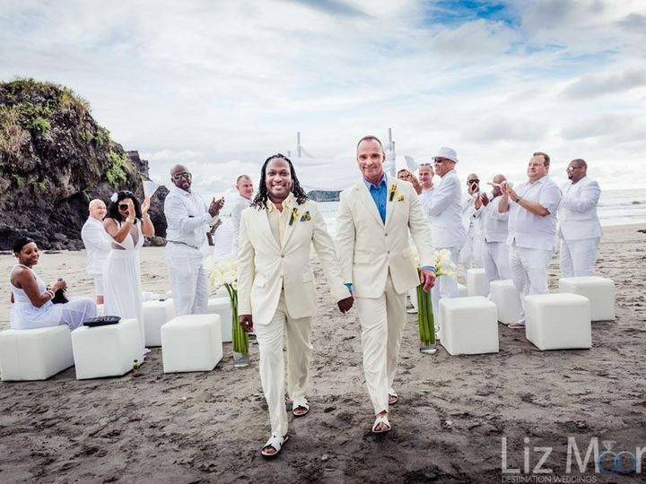 Tmx Tulemar Bungalow And Suites Wedding Ceremony On Beach 51 1897369 157507626849041 Point Roberts, WA wedding travel