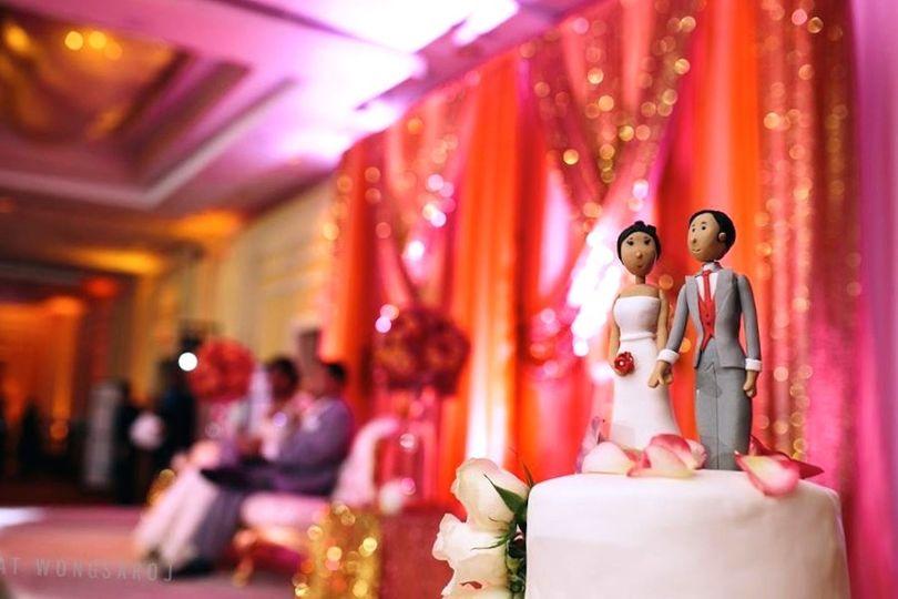 wedding cake mr
