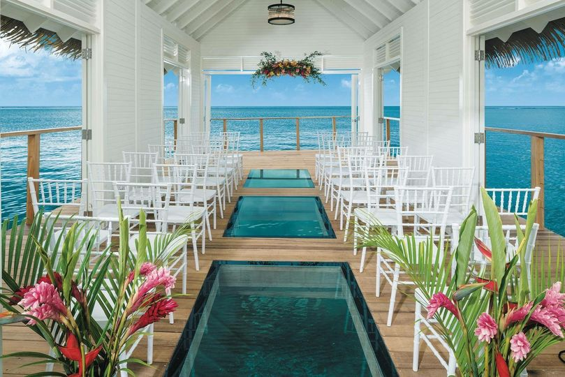 Sandals wedding chapel
