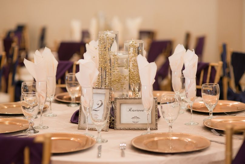 Table setting | By Concept Studios Photography