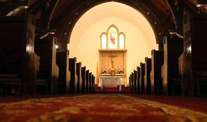 Historic Sacred Heart Chapel