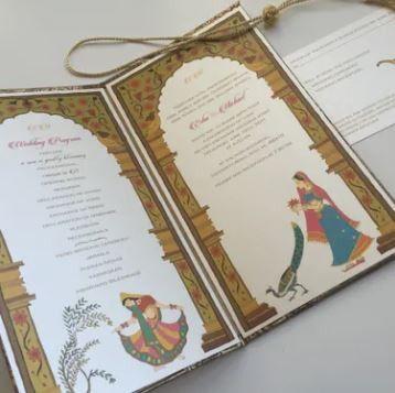 Tmx Sam 1 51 598369 158394435381943 Northville, MI wedding invitation