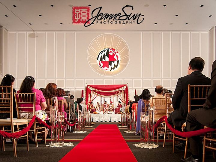 Tmx 1347473993963 JSPAnkurAviCeremony1711LOGO College Park, District Of Columbia wedding venue