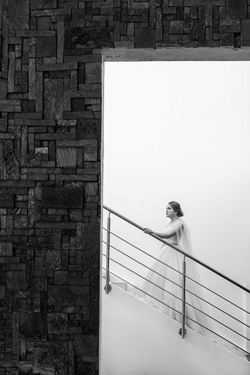 Bride Portrait @CampoLago