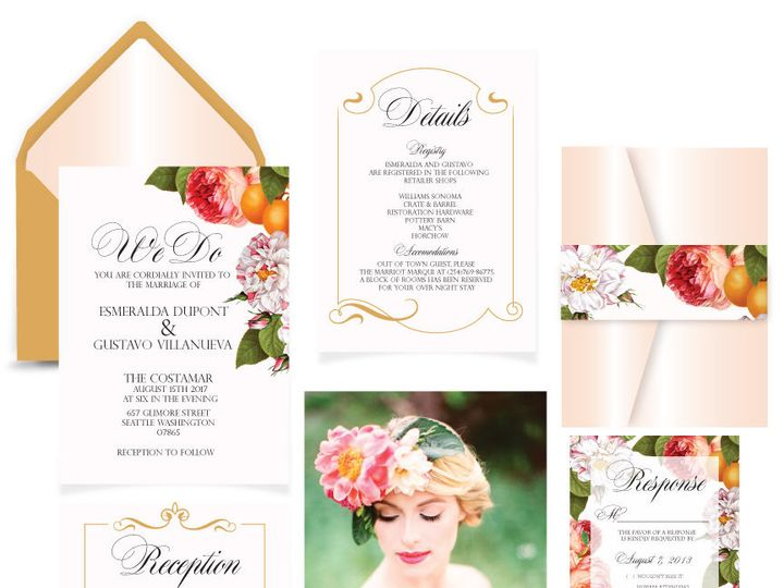 Tmx 1519502053 3934a5f20bbcbf41 1519502051 59332fa0d4088367 1519502051097 1 Noelia S Garden Bergenfield wedding invitation