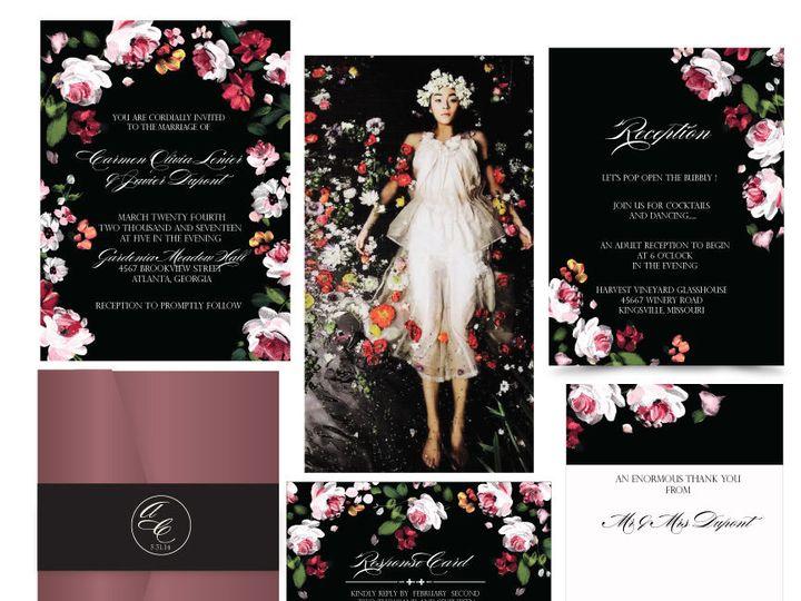 Tmx 1519502186 899c8f03fb89f07d 1519502185 24e7915950033fbb 1519502184475 3 Ophelia 72dpi Bergenfield wedding invitation