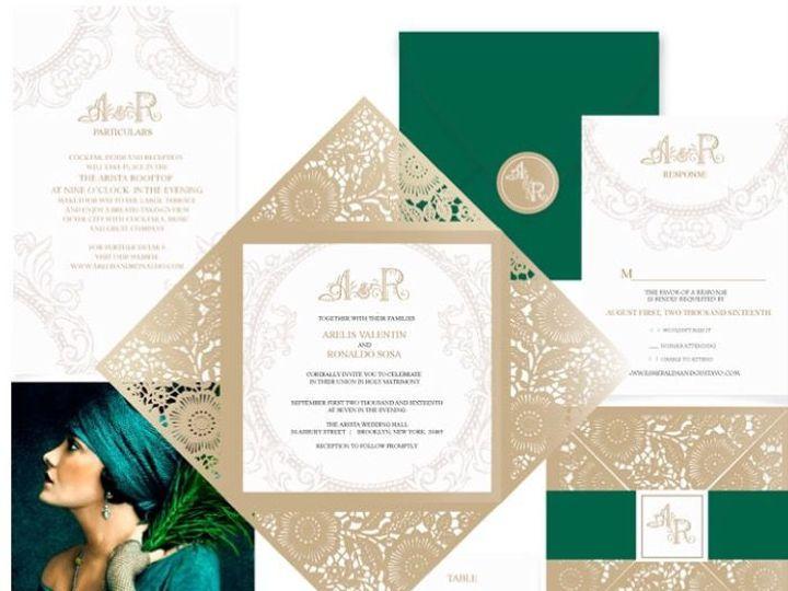 Tmx 1519502872 C57e8d82bd50981e 1519502871 1963c704a36e862a 1519502871092 3 IMG 1004 Bergenfield wedding invitation