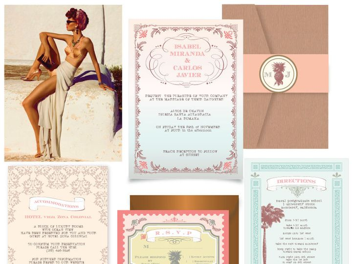 Tmx 1519503251 A1b0b7d9729b788b 1519503250 F991389ba62fbdda 1519503249750 21 Hispaniola 12x12  Bergenfield wedding invitation