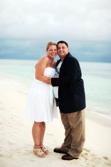 Destination Wedding - Grand Cayman