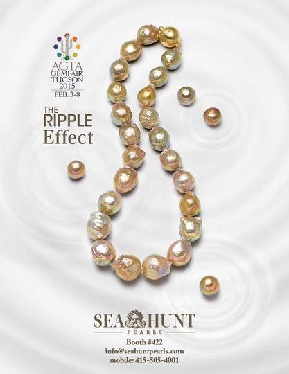 baroque off round pearls sea hunt