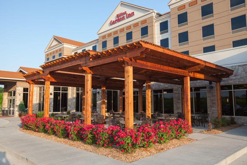 Hilton Garden Inn Springfield Mo Venue Springfield Mo Weddingwire