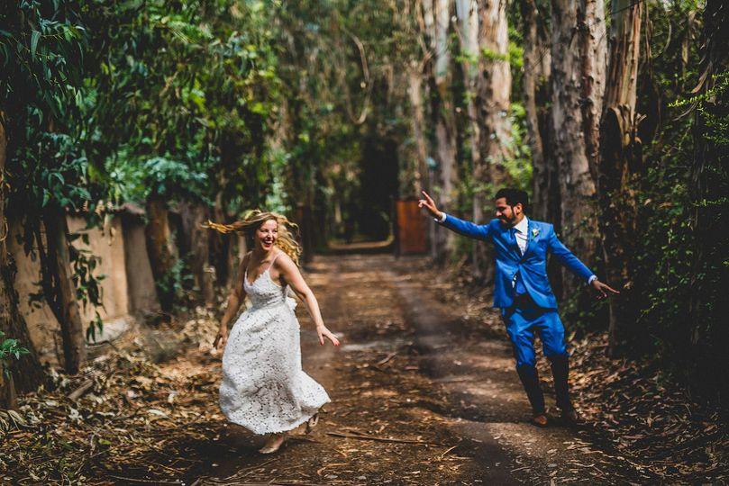 Alternative wedding brides