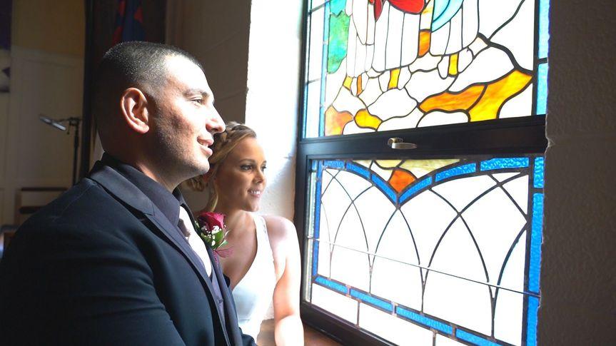 Emily's parents' window