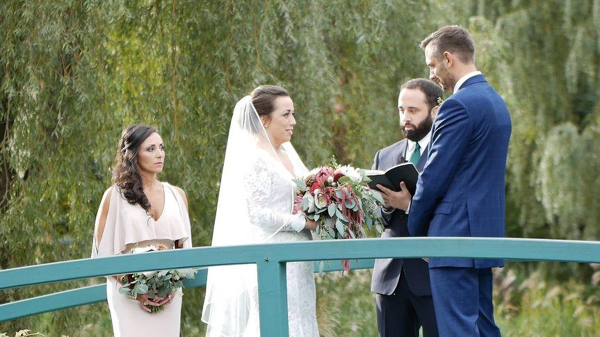 Mirbeau Wedding 2018