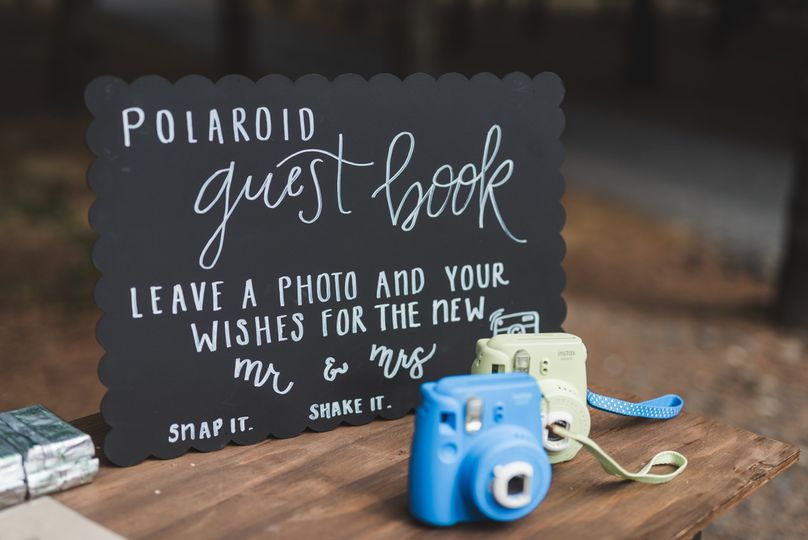 Polaroid station