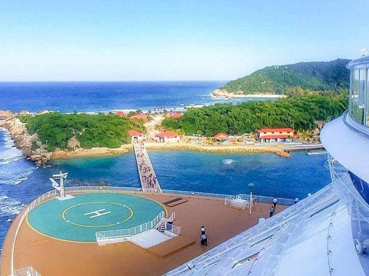 Tmx Royal Caribbean Labadee 51 1042469 Port Huron, MI wedding travel