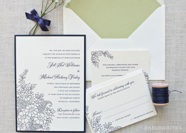 Tmx 1326370636771 AvaLarge Cary wedding invitation