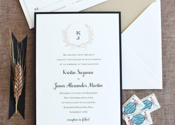 Tmx 1326370644892 ErinRoseLarge Cary wedding invitation
