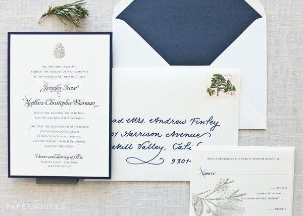 Tmx 1326370664535 PineFeature Cary wedding invitation