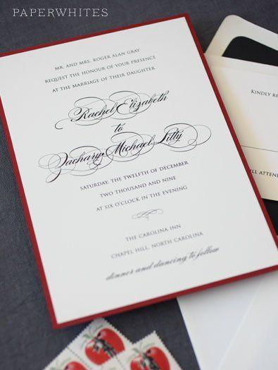 Tmx 1326370668693 RachelTraditionalImage Cary wedding invitation