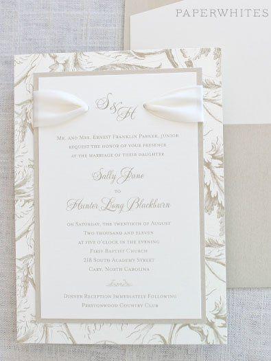 Tmx 1326370670232 SallyJaneRibbonImage Cary wedding invitation