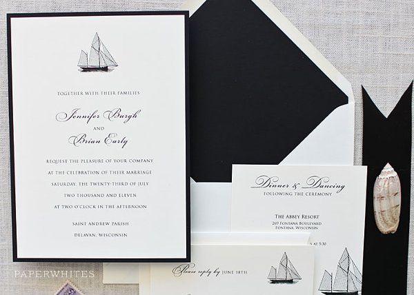 Tmx 1326370671359 SailboatLarge Cary wedding invitation
