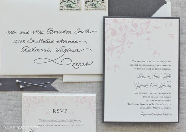 Tmx 1326370678222 VictoriaLarge Cary wedding invitation
