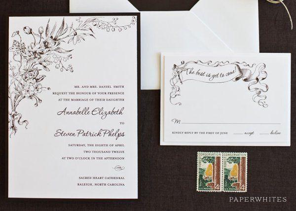 Tmx 1326370681778 WillowWindsLarge Cary wedding invitation