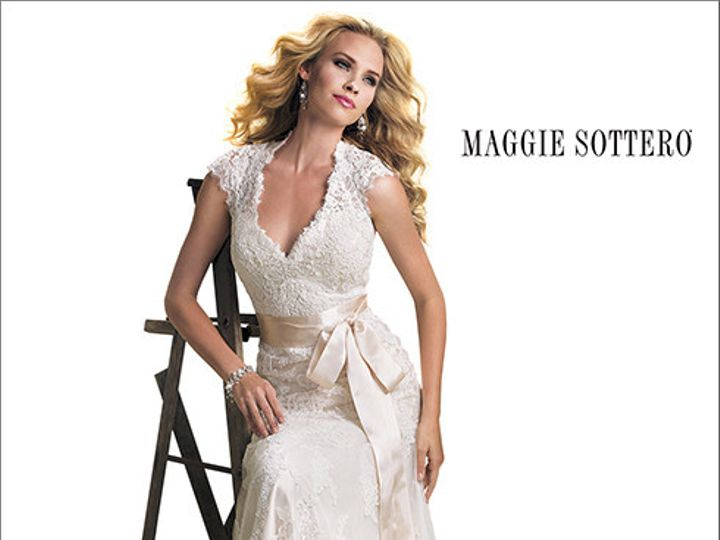 Tmx 1390577905261 Maggie Sottero Bronwy Whitinsville, MA wedding dress
