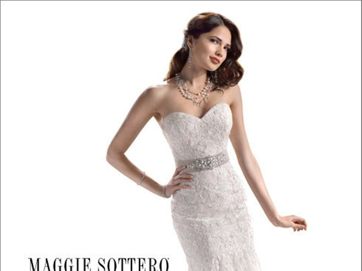 Tmx 1393525909475 Asche Whitinsville, MA wedding dress