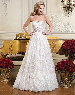 Tmx 1454530993983 Ja New Lace Gown Whitinsville, MA wedding dress