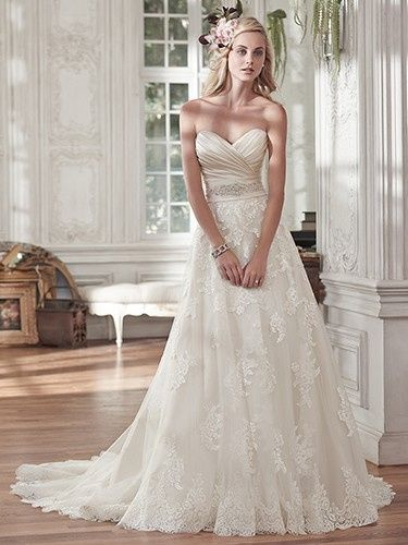 Tmx 1454531023931 Maggie Sottero Kamiya 6ms288 Front Whitinsville, MA wedding dress