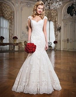 Tmx 1475009712375 Justin 8758 Front Whitinsville, MA wedding dress