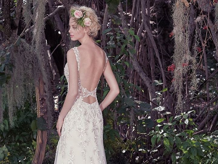 Tmx 1475011023954 Maggie Sottero Aspen 6ms818 Back Whitinsville, MA wedding dress