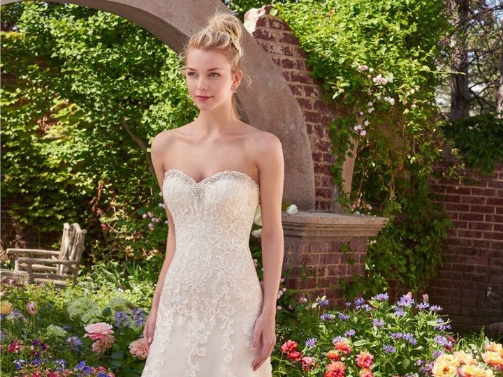 Tmx 1485541661791 Vernice Ri Whitinsville, MA wedding dress