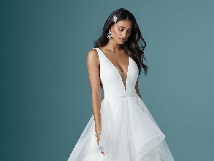 Tmx Fatima Fall 2020 Order 51 93469 159776490780443 Whitinsville, MA wedding dress