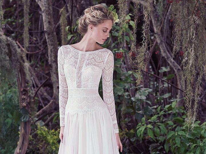 Tmx Maggie Sottero Deirdre 6mw834 Alt1 51 93469 159776502392407 Whitinsville, MA wedding dress