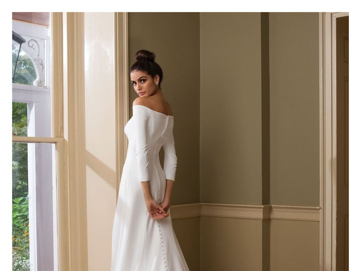 Tmx Rings 6 51 93469 159776074760185 Whitinsville, MA wedding dress