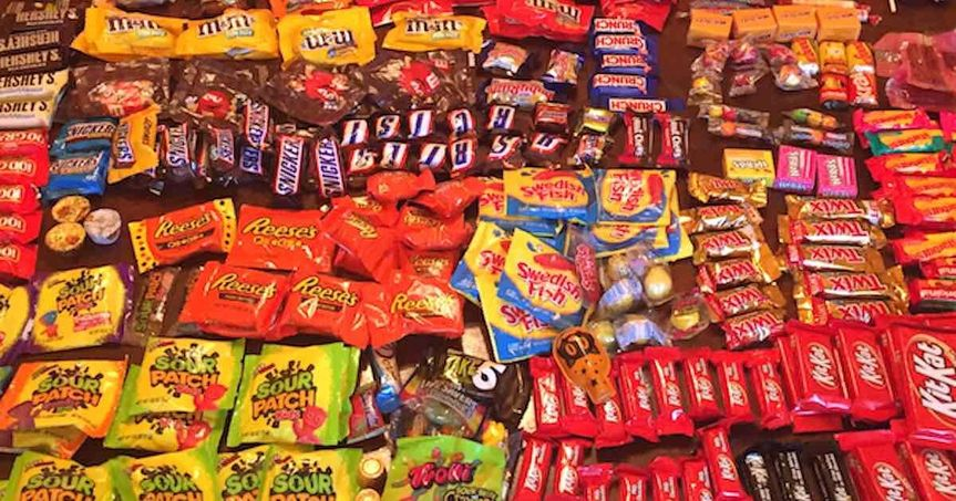 Candy Variety