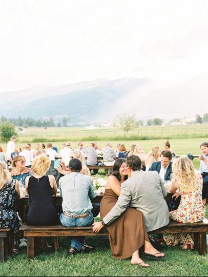 Farm Tables + Benches