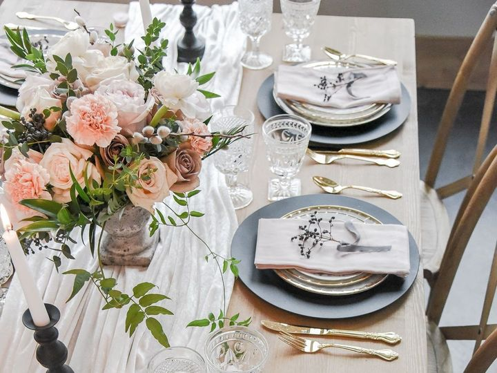 Tmx Gold Flatware Fire King Plates 51 535469 1573321994 Missoula, MT wedding rental