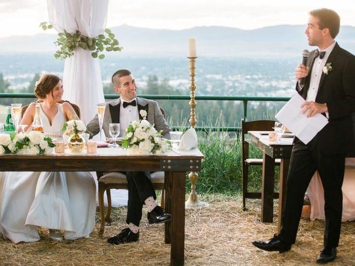 Tmx Head Table 51 535469 157670687378197 Missoula, MT wedding rental