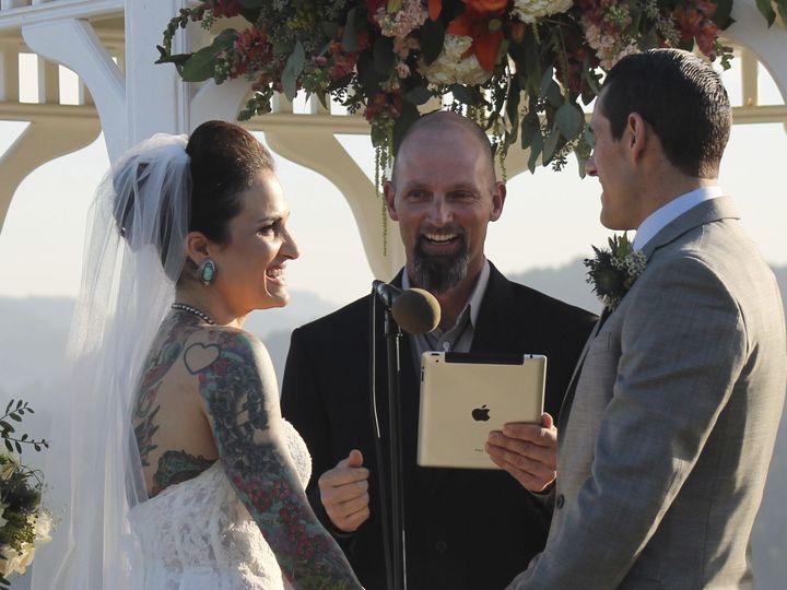 Tmx 1536688494 588683d47da5aac6 1536688492 Aa49ca50b28fcba6 1536688490753 1 IMG 3623 Pleasanton wedding officiant