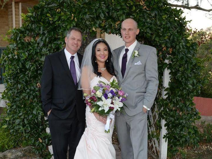 Tmx 1536689228 E1e3b8a6feecc821 1536689227 C7263e835daafb01 1536689215160 5 11 07 15  Kristine Pleasanton wedding officiant