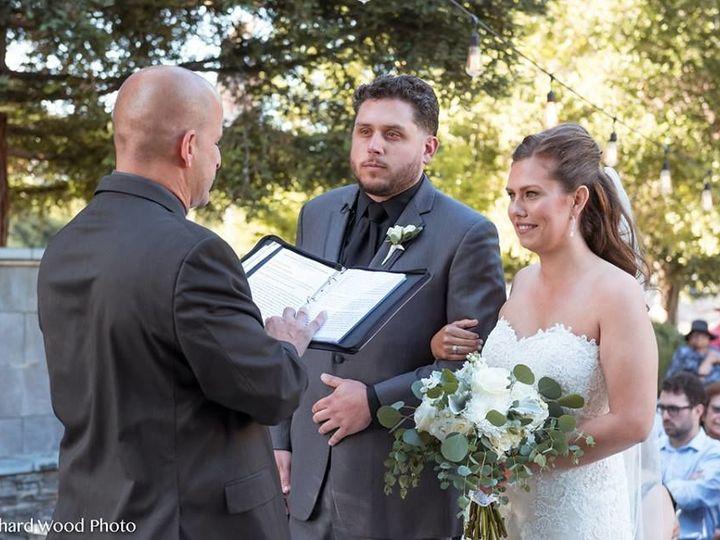 Tmx 1536690342 53c724d40fcbbf83 1536690341 Ee10b3c719ce9358 1536690340347 3 37592963 462320107 Pleasanton wedding officiant